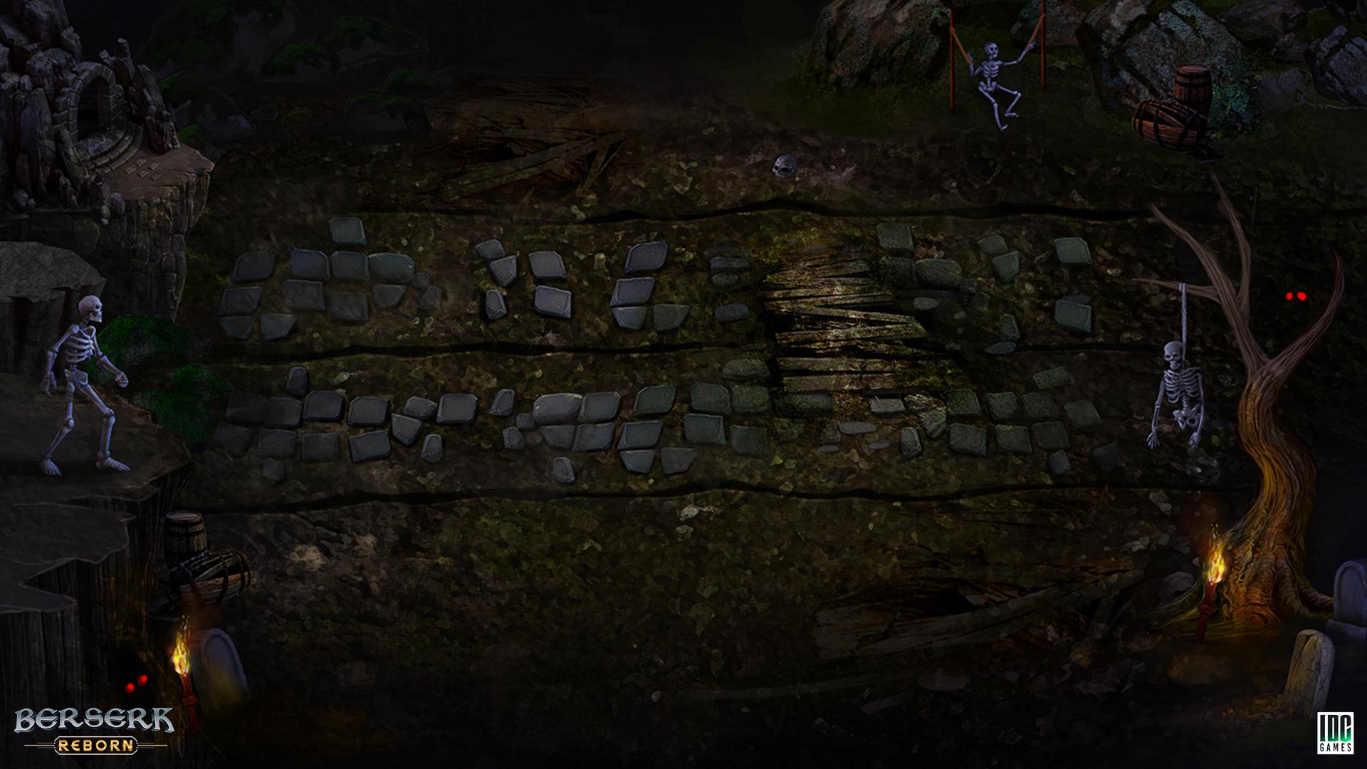 Berserk Reborn - Darkness Wallpaper